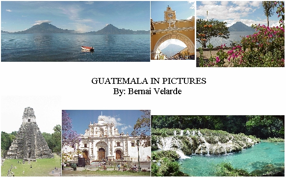 Guatemala In Pictures